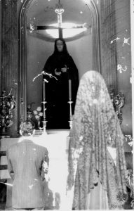 Virgen de Gracia en la Capilla, 1951.