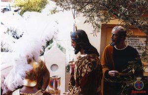 Jesús del Rescate, 2004.
