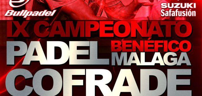 """IX Campeonato de Pádel """"Málaga Cofrade"""""""