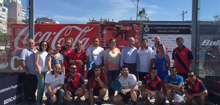 """Éxito del IX Campeonato de pádel """"Málaga Cofrade"""", 2016"""