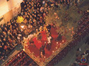 Jesús del Rrescate, 2000. Vía Crucis Jubilar.