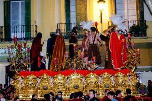 Jesús del Rescate, 2005, un trono sin olivo.