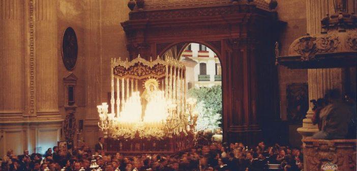 Veinte años de la entrada de la Virgen de Gracia en la Catedral