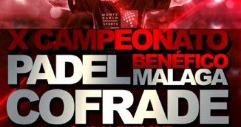 """X Campeonato de pádel """"Málaga Cofrade"""", 2017"""