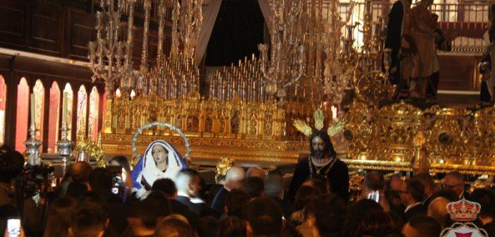 Emotivo traslado de nuestros Titulares a sus tronos procesionales