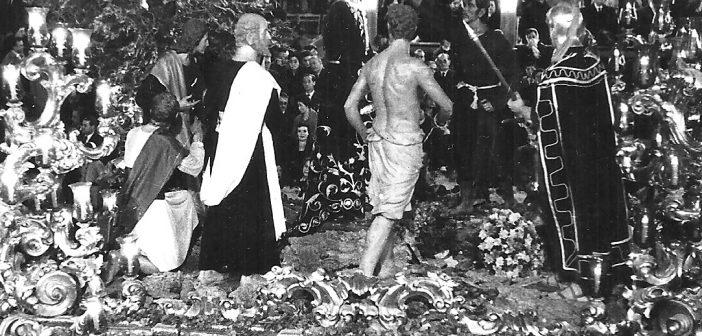 Grupo escultórico de Jesús del Rescate, 60 aniversario