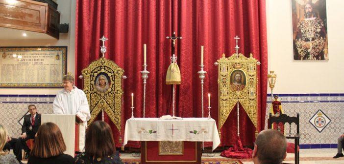 Celebrada la misa de Acción de Gracias y cena de Hermandad