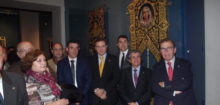 """Exposición antológica de Leonardo Fernández en el Museo de la Semana Santa de Málaga """"Jesús Castellanos"""""""