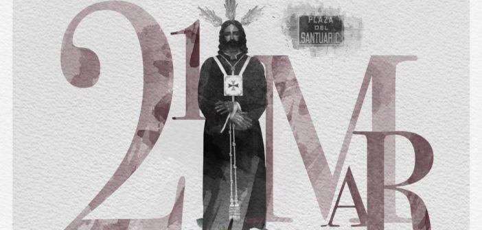 Traslado de Jesús del Rescate al Santuario de la Victoria