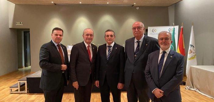 Toma de posesión de la nueva junta de gobierno del Colegio de Enfermería de Málaga