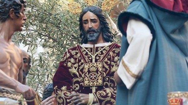 El Obispado autoriza la restauración de la talla de Jesús del Rescate a cargo de Enrique Gutiérrez Carrasquilla