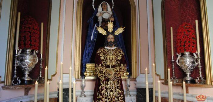 COMUNICADO | Retirado del culto público Jesús del Rescate para su restauración a cargo de Gutiérrez Carrasquilla