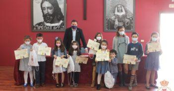 Entregados los premios del I Concurso artístico infantil