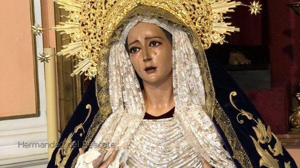 Mayo, mes de María llena de Gracia