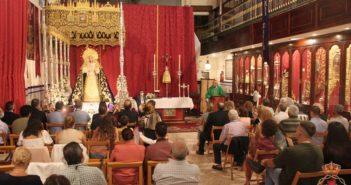 Fe y devoción en el triduo a María Santísima de Gracia