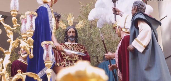 Inscripción para participar en el cortejo de la procesión magna 'Camino de la Gloria'